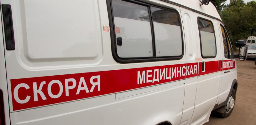 80-летний омич на «Ладе» врезался в маршрутку — пострадал ребенок