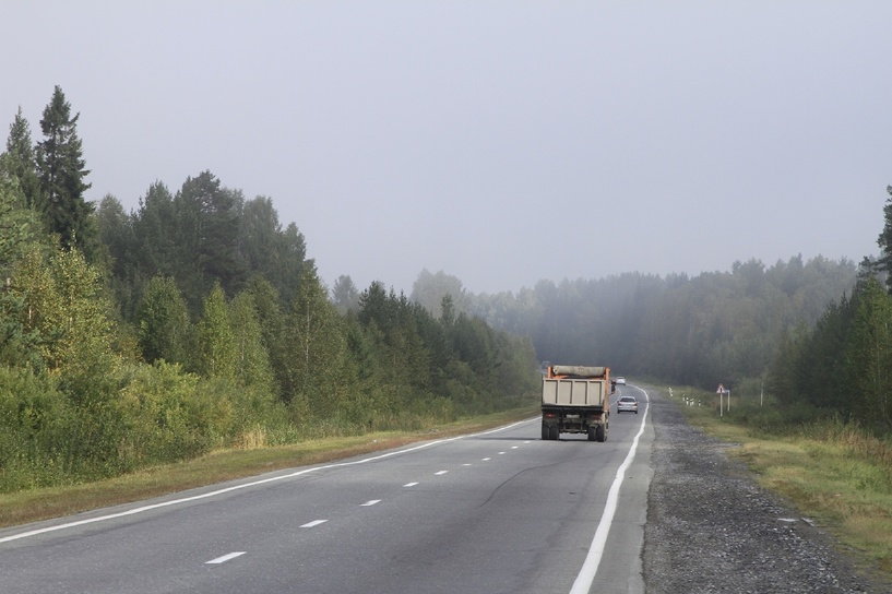 Росавтодор пообещал к 2018 году привести в порядок федеральные трассы