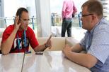 Антон Носик, общественный деятель и блогер: «Есть два варианта: либо сопротивляться, либо уезжать»