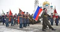 Омские кадеты стали лучшими в смотре-конкурсе на Соборной площади
