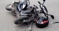 В Омской области подросток на мокике сбил 5-летнюю девочку на велосипеде