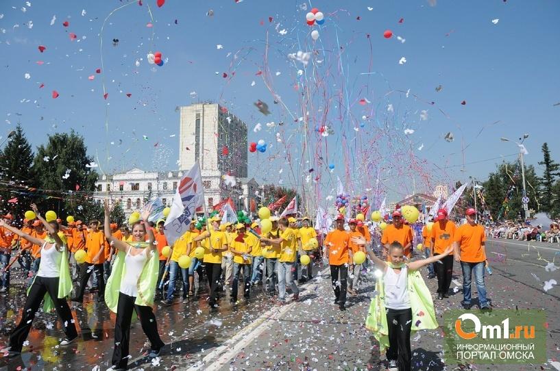 План по подготовке к празднованию 300-летия Омска под угрозой срыва?