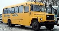 Автобус с 18 детьми свалился в кювет недалеко от Омска