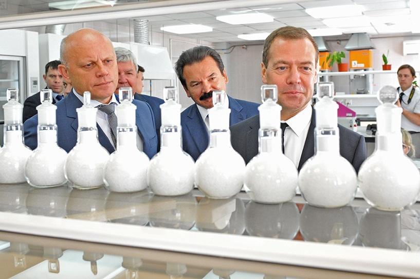 Медведев больше не приедет в Омск