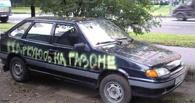 В Омске за парковку на газонах оштрафовали 1500 автовладельцев
