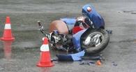 В ДТП в Омской области пострадали двое детей