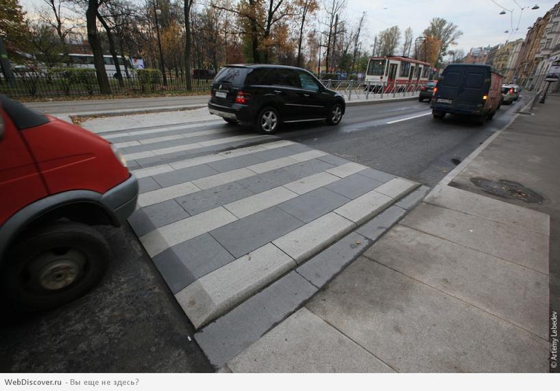 На Ленина появится уникальный для Омска пешеходный переход