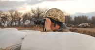 Наблюдатели ОБСЕ заприметили под Донецком неопознанную военную колонну