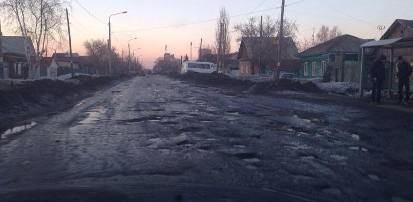 В Омске может появиться «Технадзорро», контролирующий состояние дорог