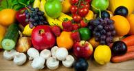 В Омске торговали овощами и фруктами с гельминтами