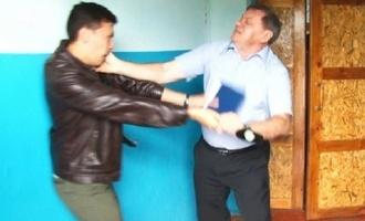 Дело о нападении помощника Шушубаева на омского журналиста передали в суд