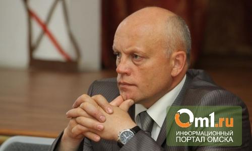 Назаров «прошелся» по омской мэрии за вырубку скверов и плохие дороги