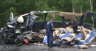 Еще одно крупное ДТП с автобусом в Сибири: 11 погибших