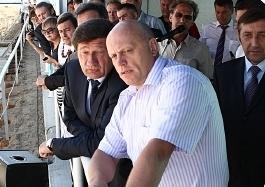 Двораковский отправился в Белоруссию вместе с Назаровым