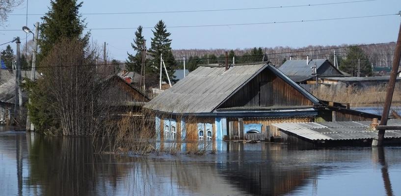 В Омской области пенсионерка через суд добилась права на компенсацию ущерба из-за паводка