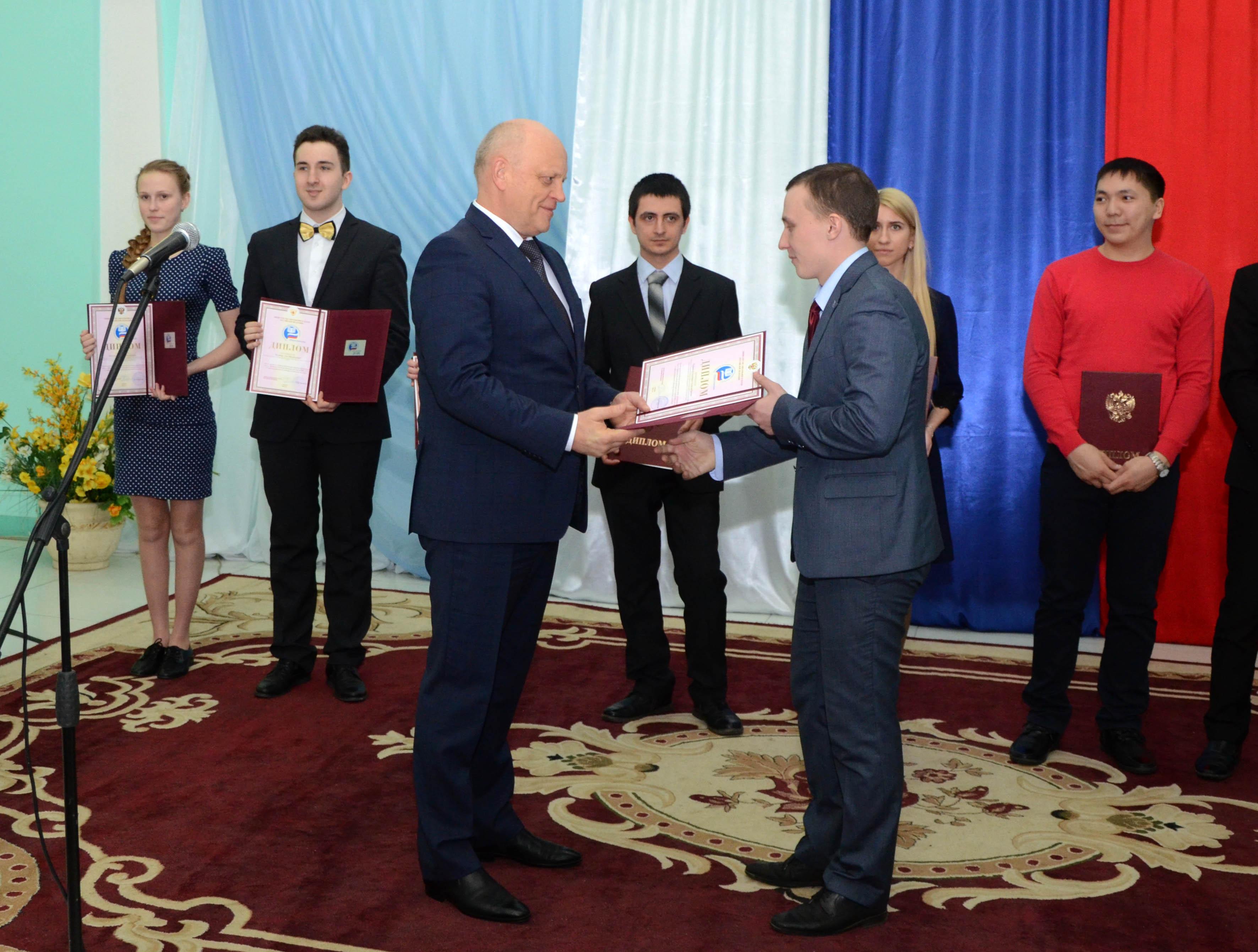 Омская студентка получила премию президента Российской Федерации зафото котов