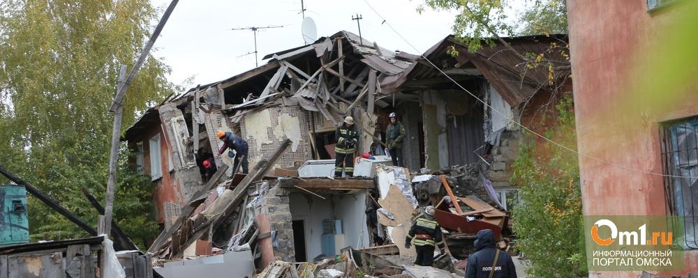Прокуратура: взрыв дома в Омске, в результате которого пострадали люди, можно было предотвратить
