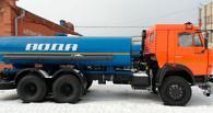 В Омской области сельчане платят за привозную воду, хотя в посёлке может быть свой источник