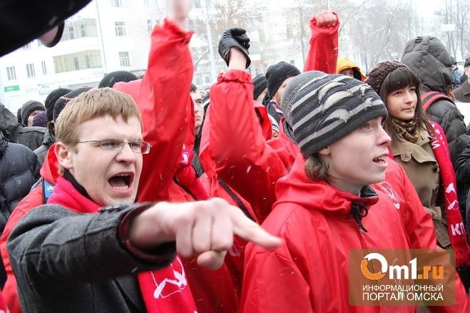 Под уголовную ответственность подведут рядовых участников митингов