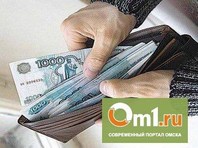 Омским бюджетникам все-таки увеличат зарплату в следующем году