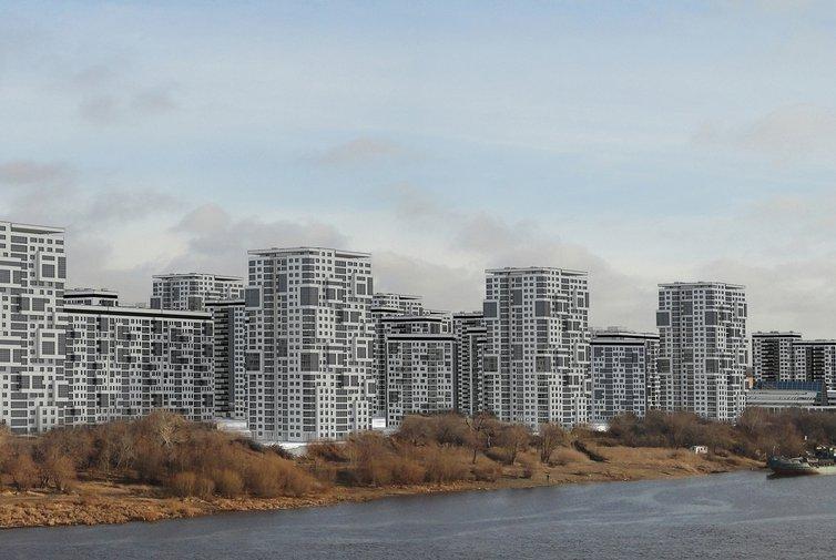 В Омске застройщик микрорайона «Академический» задолжал строителям 9 млн рублей