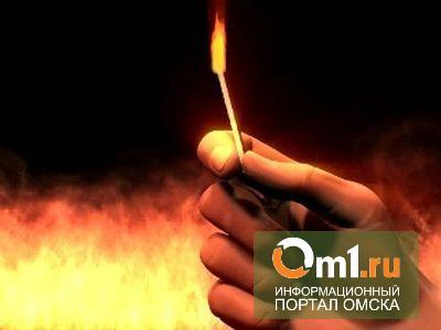 Омич поджег себя на 9 мая на глазах бывшей жены