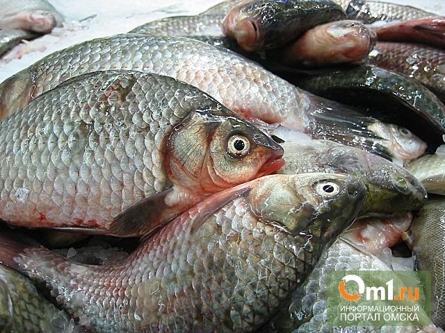В Омске на месяц закрыли рыбный цех