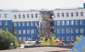 Сегодня в посёлке Светлый под Омском пройдут траурные мероприятия по погибшим десантникам