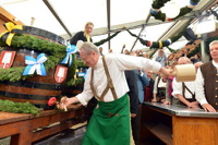 В Баварии открылся Oktoberfest