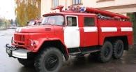 Этой ночью в пожаре в Омской области погибли мать и 11-летний сын