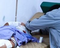 В Киргизии рухнула мечеть, 50 человек пострадали