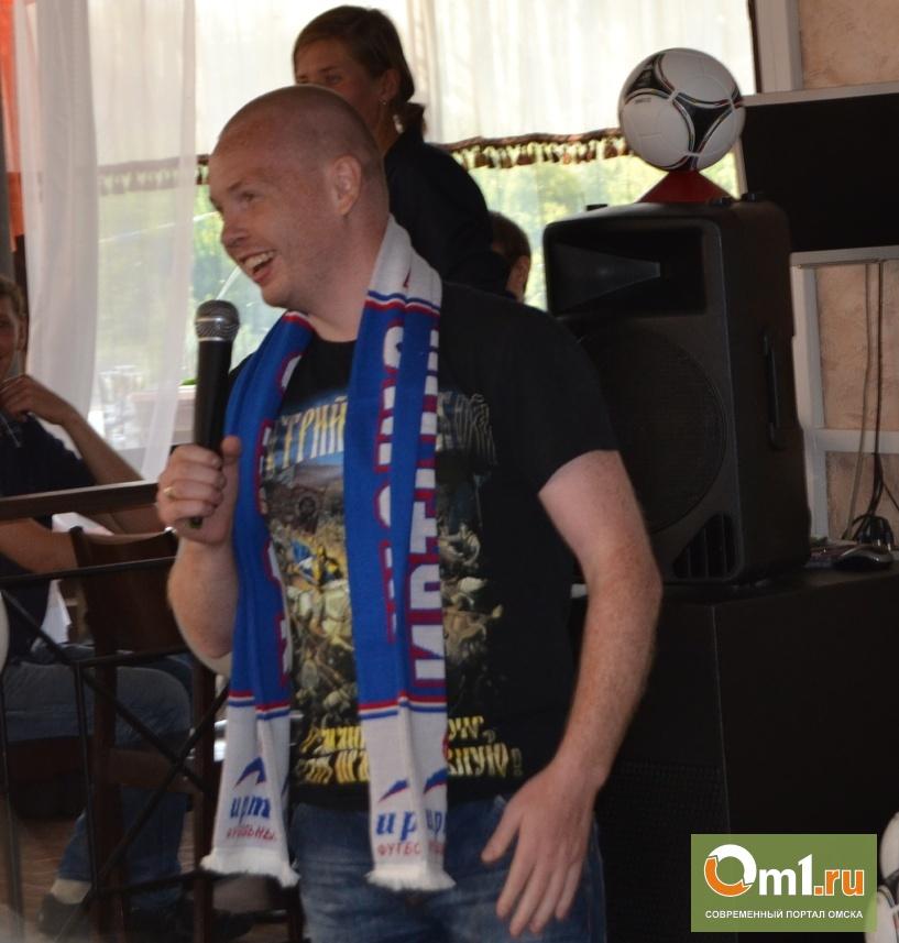 """Омский боксер Тищенко заявил, что """"если бы не бокс"""", он стал бы футболистом"""