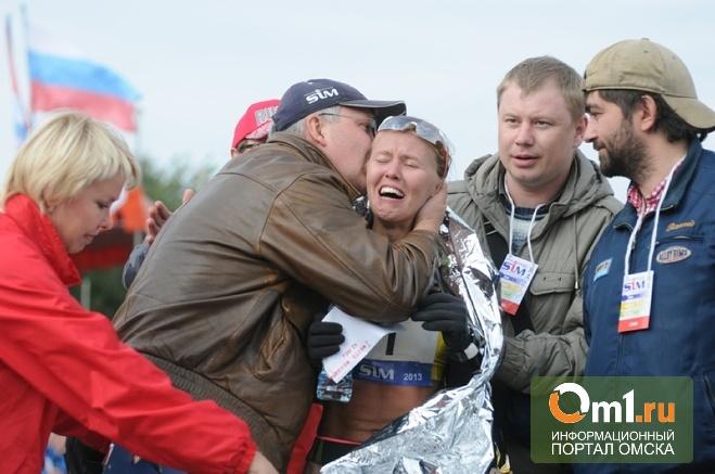 Омская бегунья Евгения Данилова рассказала, как ей удалось победить на SIM-2013