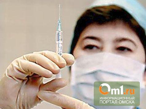 В Омской области уже 345 тысяч человек получили прививку от гриппа