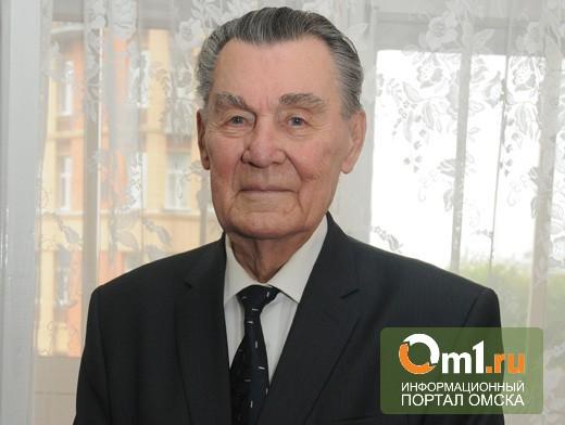 Николай Грицевич стал почётным гражданином Омска