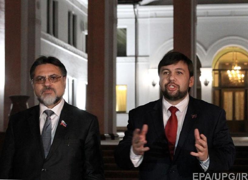 ЛНР и ДНР признали Крым частью России и заявили, что и сами не против присоединиться к РФ