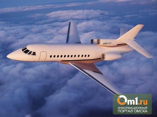 Омичи смогут летать на самолетах в Тюмень и Красноярск