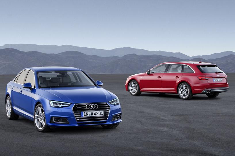 Чем никогда: Audi наконец-то представили новую А4