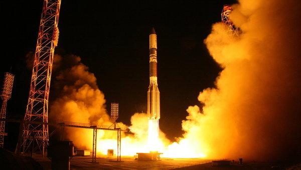 «Протон-М» вывел европейский спутник Astra-2G на целевую орбиту