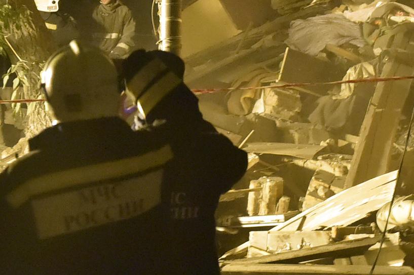 Мэрия: взорвавшийся дом на 1-й Тепловозной в Омске будет снесен