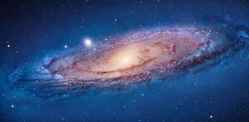Роскосмос предсказал гибель Земли после столкновения Млечного Пути с Андромедой