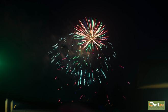 В Омске заряд праздничного салюта упал в толпу зрителей – пострадали пятеро