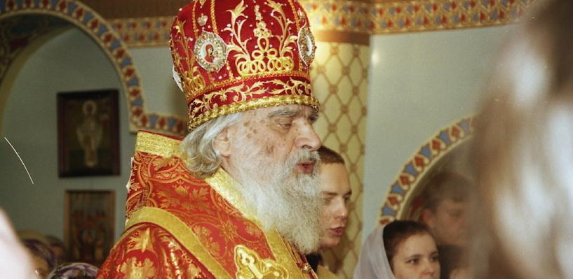 Скончался экс-митрополит Омский и Тарский Феодосий