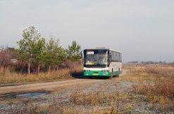 В Омске на дачу помогут добраться частные перевозчики