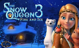 На этой неделе выходит на экраны «Снежная Королева 3. Лед и пламя»