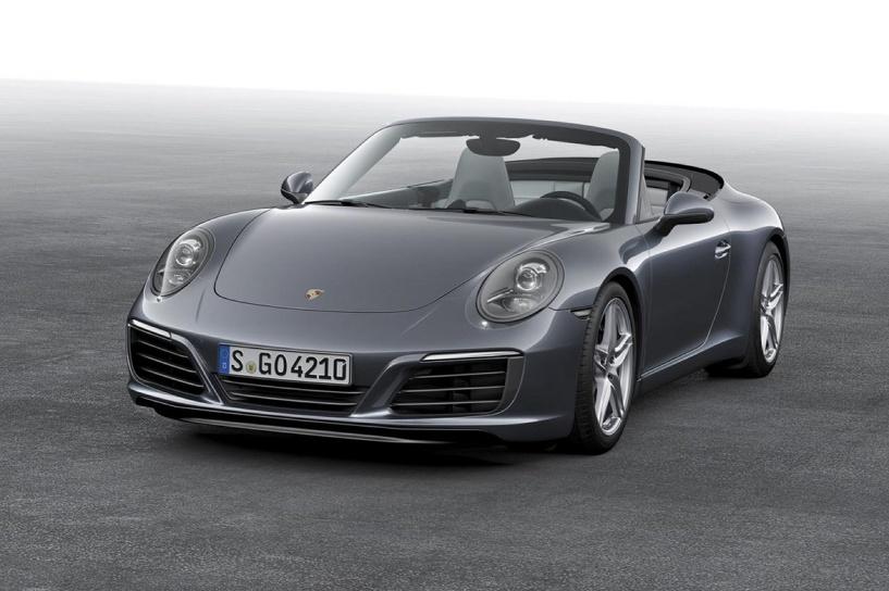 Конец «воздушной» эры: Porsche показала обновленный 911