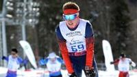 Россияне заняли весь пьедестал в лыжной гонке на Паралимпиаде