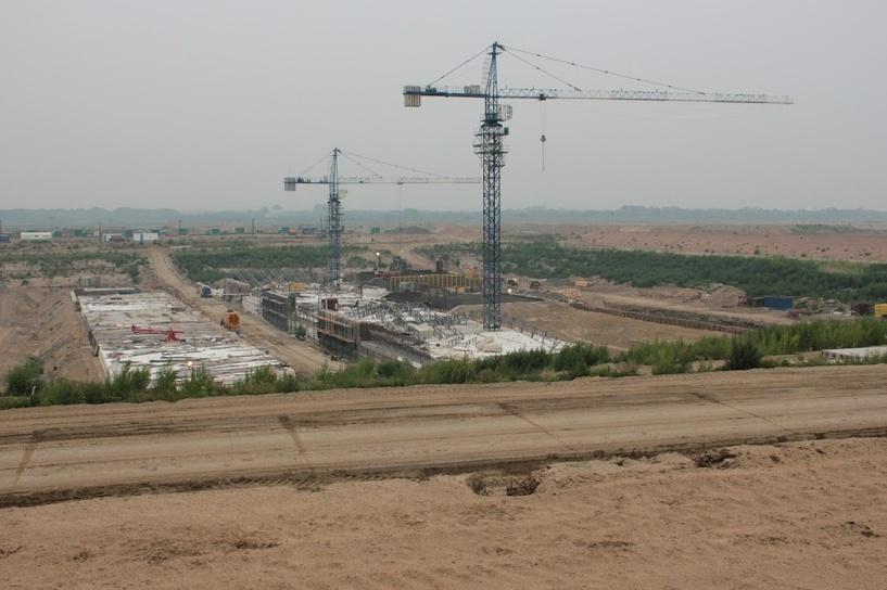"""Правительство Омской области намерено проверить расходы """"Мостовика"""" на строительство гидроузла"""