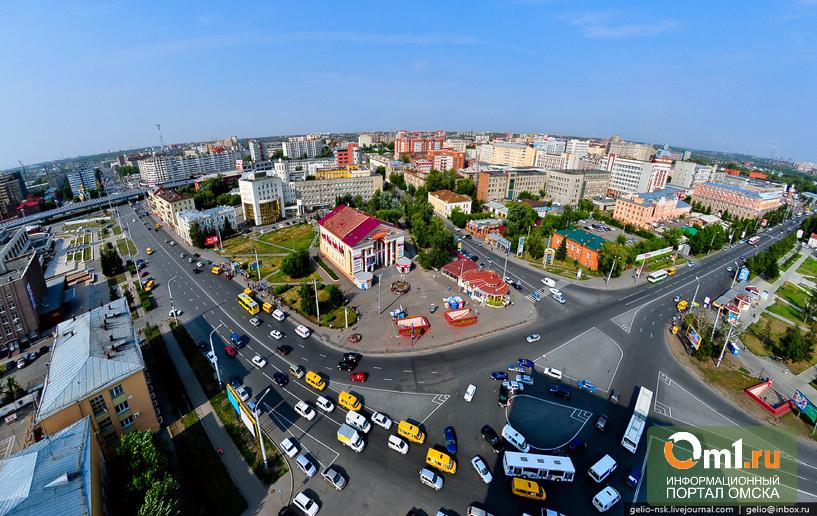В Омске из-за Дня города на пять дней закроют Соборную площадь