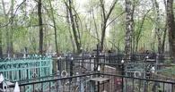 В Омской области осудили 17-летнего вандала за разгром на кладбище